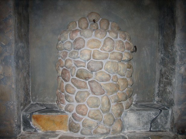 Faux Stone Brick Austin Faux Painting And Designs